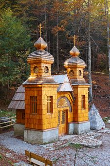 Free Russian Chappel Stock Image - 1803391