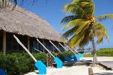Free Beach Cabana Stock Photos - 1804473
