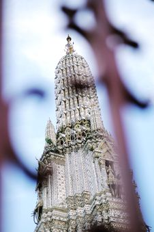 Free Wat Arun, Bangkok, Thailand Stock Photos - 1805003