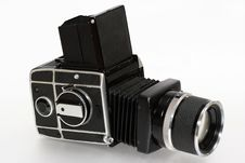 Free Medium Format Camera With Tilted Lens Stock Image - 1805681