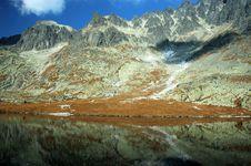 Free Lake In High Tatras Stock Photos - 1806003