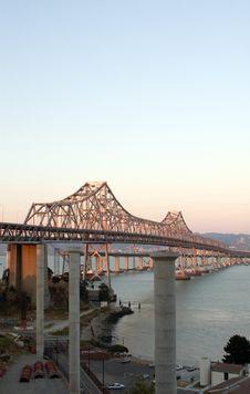 Free Bay Bridge Stock Photos - 1807443