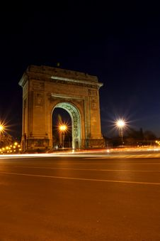 Stone Arch Royalty Free Stock Image