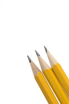 Free Pencils Royalty Free Stock Image - 1808576