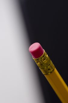 Free Pencil Eraser Royalty Free Stock Image - 1808616