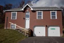 Free Multi Level Brick Home Stock Photos - 1808773