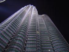 Free Kuala Lumpur Twin Stock Photography - 1809112