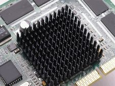 Heat Sink 3 Royalty Free Stock Photo