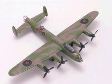 Free Lancaster Bomber Airplane Stock Photos - 1809653