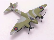 Free Mosquito Bomber Airplane Royalty Free Stock Photo - 1809655