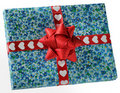 Free Blue Box With Red Bow Stock Photos - 18006513