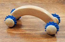 Free Spa Massage Royalty Free Stock Photo - 18000065