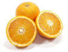 Free Oranges Stock Photography - 18000072