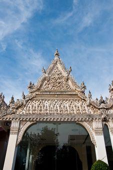 Free Thai Chapel Stock Photography - 18000262