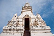 Free Stupa Stock Image - 18000801