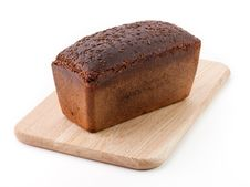 Free Rye-bread On Cutting Board Stock Photography - 18001912