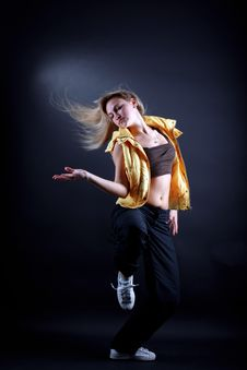 Free Cool Modern Woman Royalty Free Stock Image - 18002786