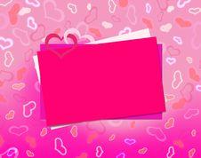 Free Heart Background Stock Photo - 18003010