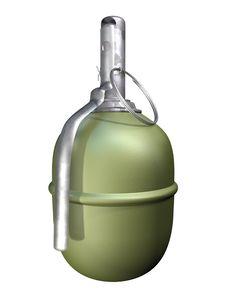 Free Grenade Royalty Free Stock Photos - 18003458