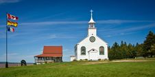 Free St. Ann Church, Memramcook Royalty Free Stock Photography - 18005347