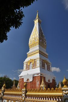 Free Pra Thad Phanom Royalty Free Stock Photo - 18005665