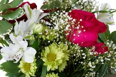 Free Bunch Of Flowers Royalty Free Stock Image - 18005666