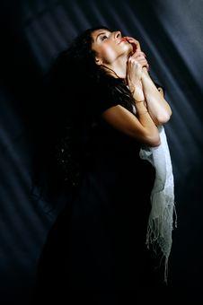 Free Beautiful Lady Royalty Free Stock Photos - 18006298