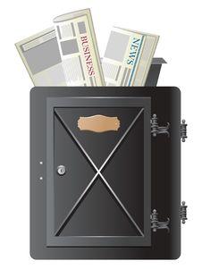 Free Post Box Stock Image - 18006991