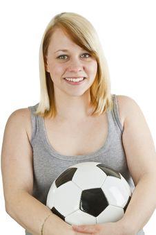 Free Soccer Ball Stock Photos - 18007233