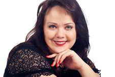 Free Portrait Of Woman In Studio Royalty Free Stock Photo - 18007765