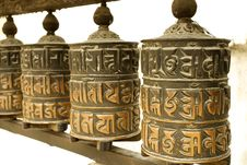 Free Golden Temple In Patan, Nepal Stock Photos - 18007903