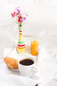 Free Beautiful Breakfast Royalty Free Stock Photography - 18009047