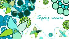 Free Spring Card Stock Photography - 18009852