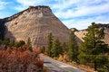 Free Checkerboard Mesa Royalty Free Stock Image - 18013796