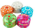 Free Jewelry Boxes Closeup Royalty Free Stock Photography - 18014797