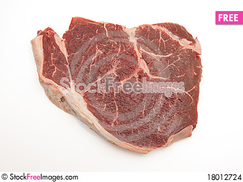Free Raw Meat Stock Images - 18012724