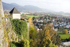 Free Salzburg, Austria Royalty Free Stock Image - 18010296