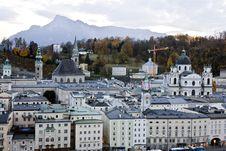 Free Salzburg, Austria Stock Images - 18010624