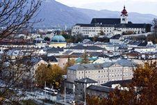 Free Salzburg, Austria Royalty Free Stock Photography - 18010737
