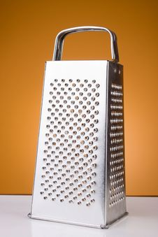 Free Old Grater Royalty Free Stock Photos - 18011238