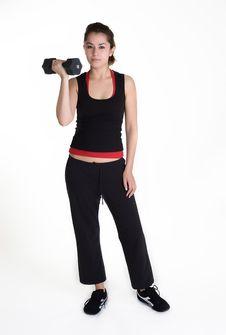 Free Fitness Stock Image - 18011621