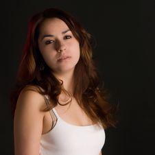Free Latino Model Royalty Free Stock Photos - 18011678