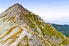 Free Mountain Landscape Stock Photo - 18011820