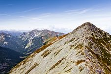 Free Mountain Landscape Stock Image - 18011871
