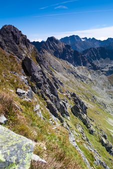 Free Mountain Landscape Royalty Free Stock Photography - 18011917