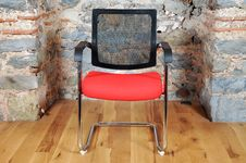 Free Office Chair Stock Image - 18013191