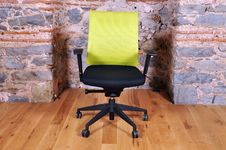 Free Office Chair Royalty Free Stock Photo - 18013265