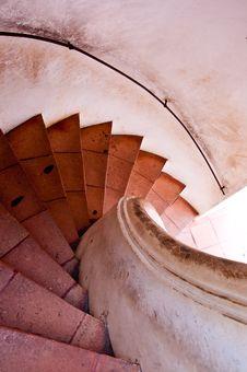 Free Spiral Staircase. Stock Photos - 18013753