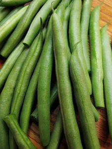 Free Green Beans Stock Images - 18013944