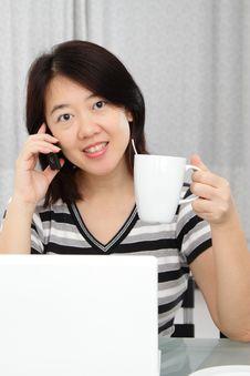 Free Coffee Break Stock Images - 18014854